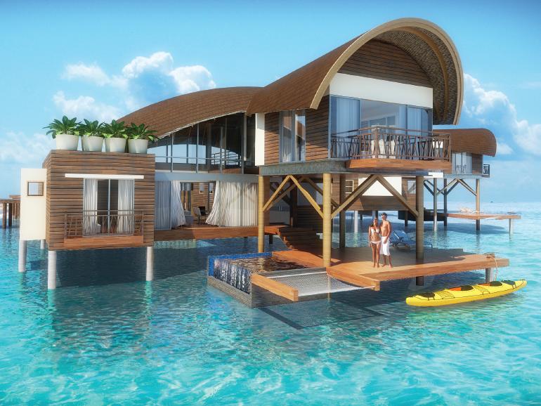 Playa Escondida Ocean Villas